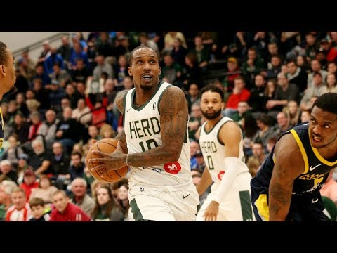 Brandon Jennings Drops 31 Points in Wisconsin Herd Debut!