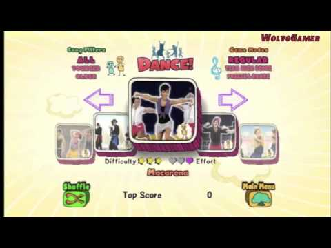 Just Dance Kids Wii Playlist (Perfect Game for Parents)