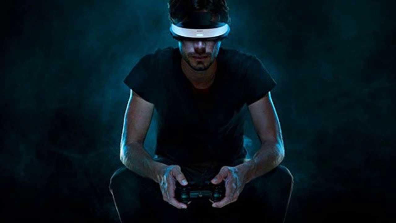 Noticias Casco De Realidad Virtual Para La Ps4 Youtube
