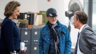 Steven Spielberg talks first amendment, new film 'The Post'