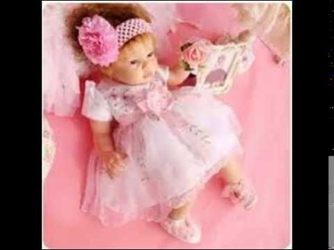 24ab312071d5 Baby Girl Party Dresses Online - YouTube