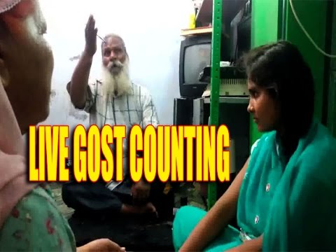 Real Ghost Attack/Amazing Live Ghost Counting /Ghost Hunting