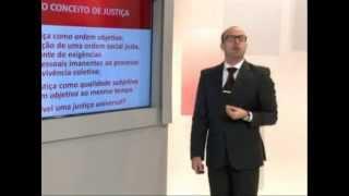 Aula de Filosofia para OAB: O Conceito de Justiça - Profº Marcio Morena