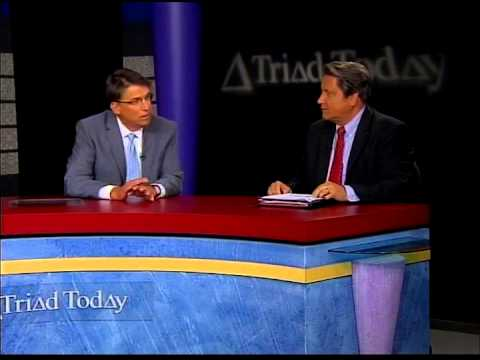 Triad Today interview with NC Governor Pat McCrory, July 2015 (part 2)