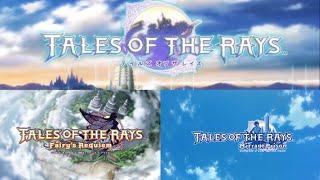 テイルズオブザレイズ  OP1〜3 まとめ [Tales of the rays]