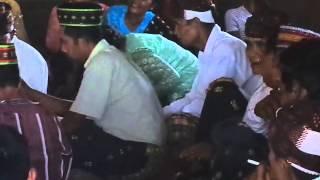 Adat Budaya Pentang Pitak di Bongkok Copu  Ruis Manggarai Flores