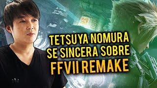 Hablemos un poquito de FFVII Remake :D Juegos mostrados en el vídeo...