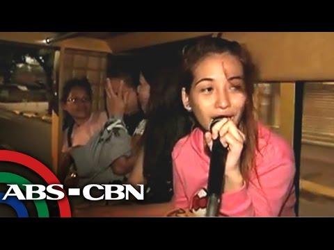 Cebu's karaoke jeepney