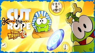 Cut the Rope Time Travel Full Game Walkthrough All LevelsFlash Game