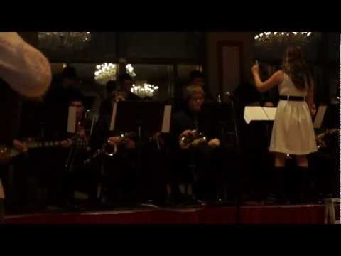 Minnie the Moocher - (Cab Calloway Cover) trumpet solo by Brandon Haines