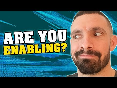 Are You Enabling An Addict? Tough Love Vs Enabling
