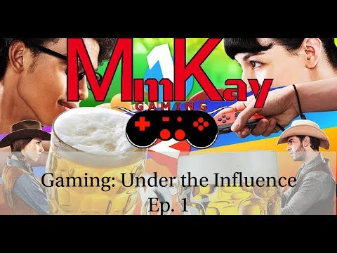 Gaming: Under The Influence Ep.1 - 1 2 Switch Tournament