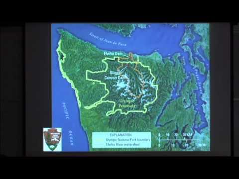 "Jonathan Warrick Presents ""Elwha River dam removal"""