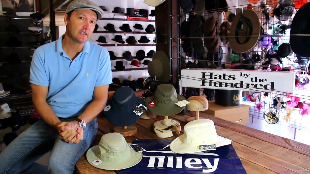 Tilley LTM6 Airflo Hat Review- Hats By The Hunndred - YouTube 832fdb1c953