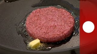 First Lab-grown Burger Tried And Tested In London