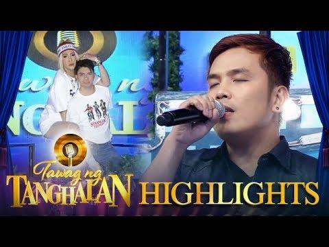 Tawag ng Tanghalan: Vice and Vhong dance while TNT contender sings