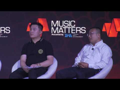 TENCENT CHINA MUSIC FORUM  Music Is Everywhere - All That Matters 2018 Mp3