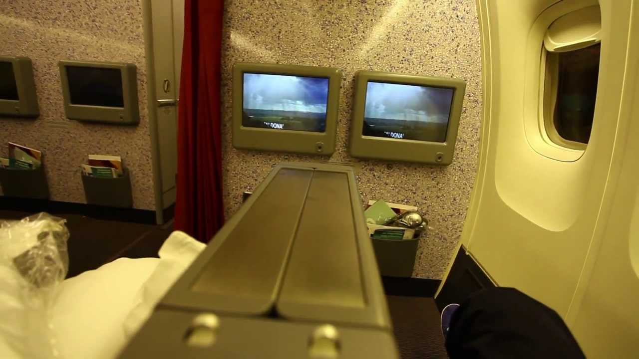 La503 Mia Scl Lan Airlines Business Class Miami To