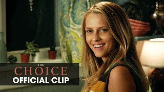 "The Choice (2016 Movie - Nicholas Sparks) Official Clip – ""Flirt With Me"""