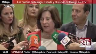 DIRECTO: María José Sánchez Rubio preside homenaje en el Día Internacional de la Mujer Rural