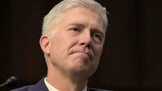 From youtube.com: Judge Neil Gorsuch {MID-137529}