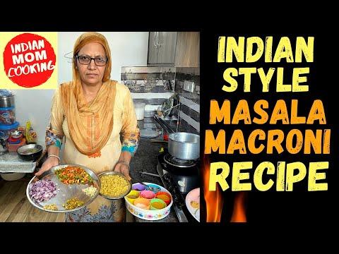 macaroni-recipe-|-indian-style-macaroni-pasta-recipe-|-मसाला-मैक्रोनी-|-masala-macaroni-|-indian-mom