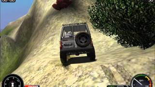 screamer 4x4| messing around in free ride hill climbing