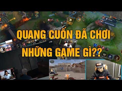 Những Game Bá Đạo Mà Quang Cuốn Từng Chơi Là Game Gì?