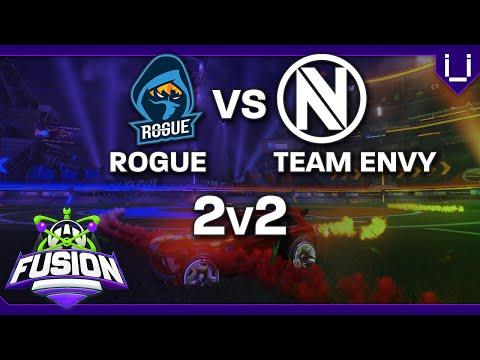 FUSION NA Day 1 | Rogue vs Team Envy | 2v2 Quarter Final