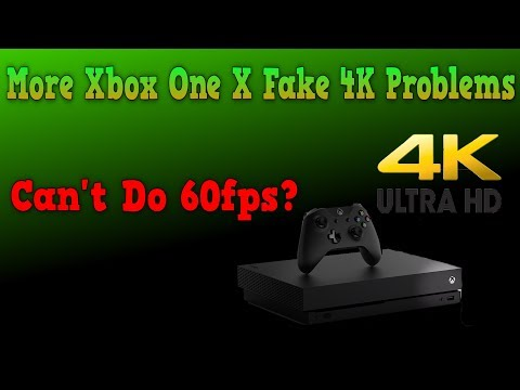 More Huge Games Are Fake 4K On Xbox One X, And Why Can't It Do 60fps?