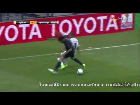Thai League 2016 : บุรีรัมย์ ยูไนเต็ด 2-2 สุพรรณบุรี เอฟซี (Full match)