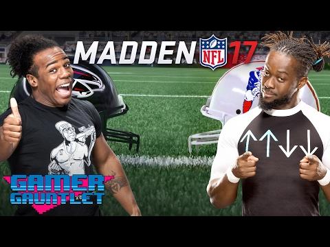 Madden 17 Big Game Prediction: Austin Creed (Falcons) vs. Kofi Kingston (Patriots) — Gamer Gauntlet