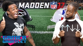 Madden 17 Big Game Prediction: Austin Creed (Falcons) vs. Kofi Kingston (Patriots) — Gamer Gauntlet