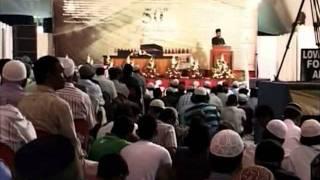 Mauritius Jalsa Salana 16-18 Sep 2011, Ahmadiyya Muslim News Report