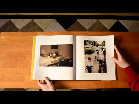 william eggleston book leafing