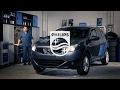 Cómo cambiar las lámparas de los faros de tu Nissan Qashqai - Philips automotive lighting