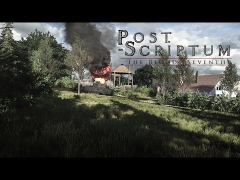 Post Scriptum -German/ZB- Zuschauerbier & 1h30min Ungeschnittenes Gameplay