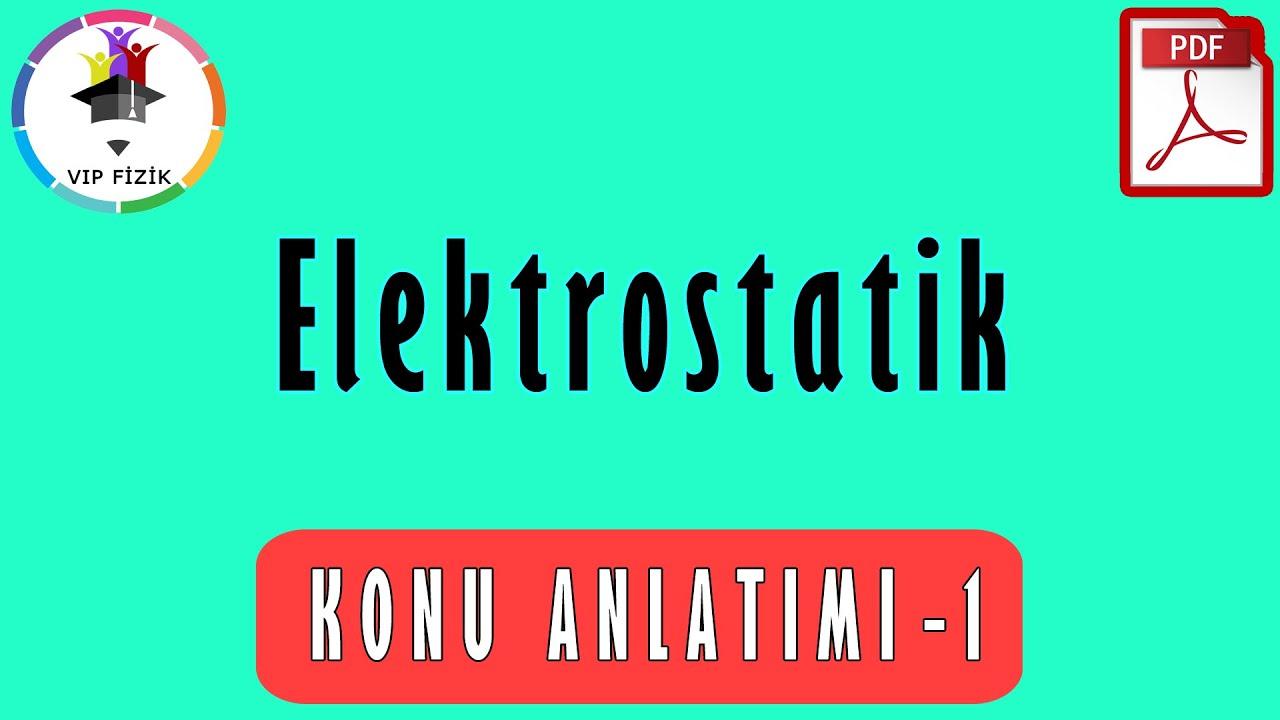 Elektrostatik | TYT Hızlanış Kampı    #Kamp2021