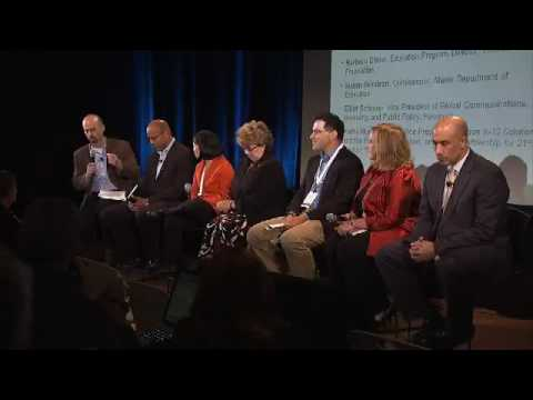 Breakthrough Learning in a Digital Age - Closing Panel: Breakthrough Ideas to Drive Student Success
