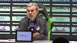Aykut Kocaman'ın açıklamaları | Konyaspor 2-1 Kayserispor