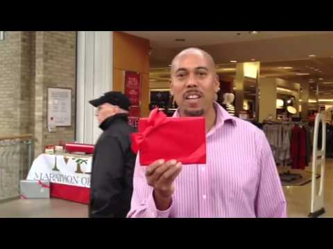 Macy's Charity Gift Wrap is Back - YouTube