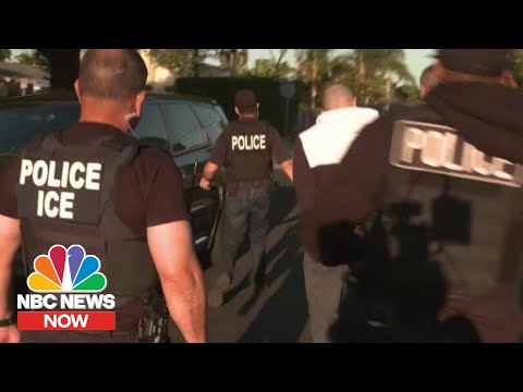 The Battle Between ICE And Sanctuary Cities | NBC News NOW