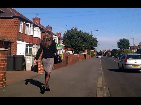 Transvestite / Tgirl lunchtime walk shopping crosdressing from YouTube · Duration:  3 minutes 50 seconds