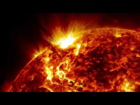 Cosmic Journeys - Solar Superstorms