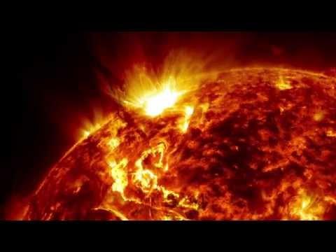 Cosmic Journeys - Solar Superstorms