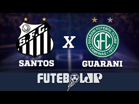 Santos 3 x 0 Guarani - 18/02/19 - Paulistão
