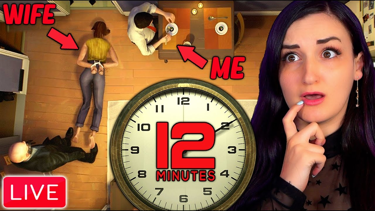 Download I Have 12 Minutes To See How Many Bad Things I Can Let Happen To My Wife