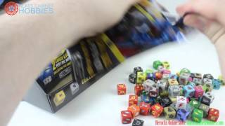 DC Comics World's Finest Dice Masters Unboxing