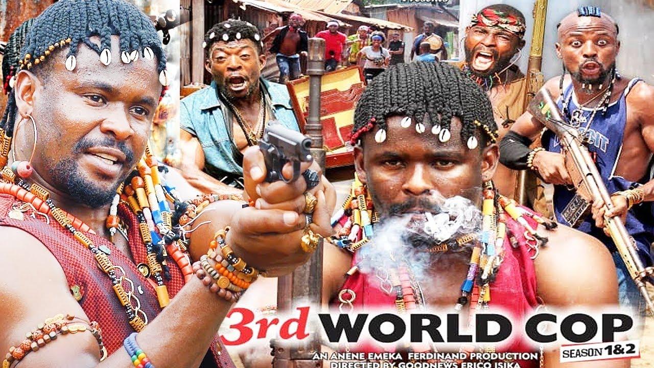 Download 3RD WORLD COP SEASON 2 {NEW MOVIE} - ZUBBY MICHEAL 2020 LATEST NIGERIAN NOLLYWOOD MOVIE