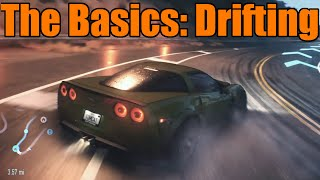 Need For Speed 2015 | The Basics: How to Drift EASY SETUP | Quick Tip